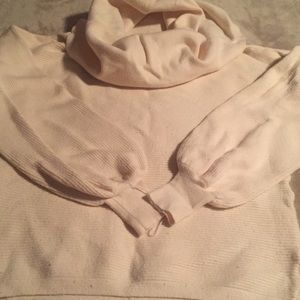 Zara cowlneck sweater